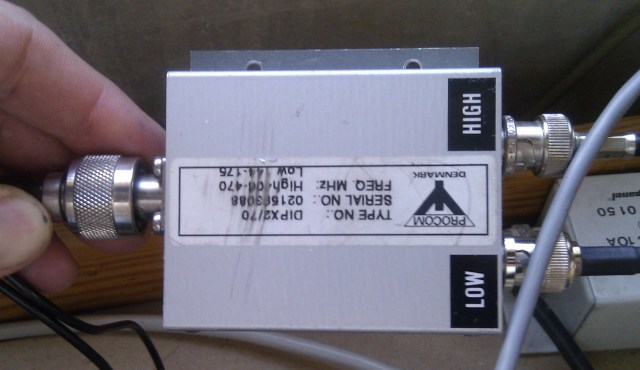 Cross Band  Private Repeater Vhf Uhf