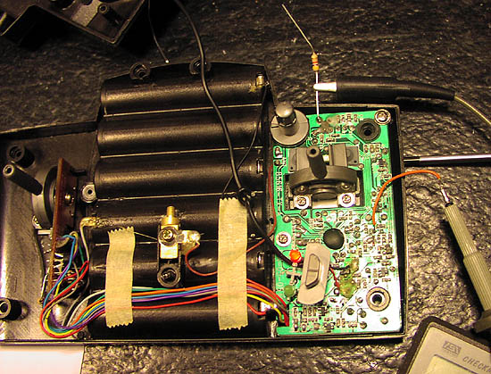 x twin rc plane transmitter code info and modification rh webx dk